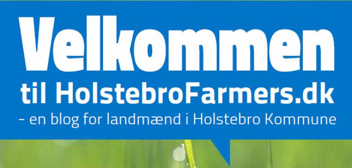 Velkommen til HolstebroFarmers