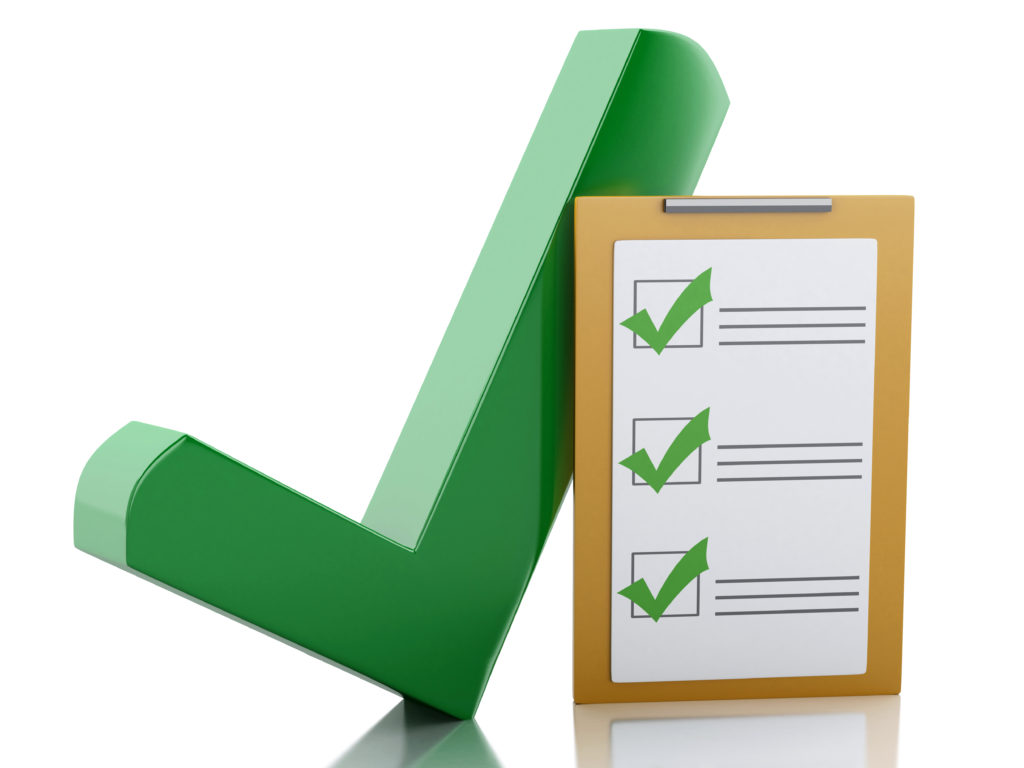 Plan for kontrol, vedligehold og reparation